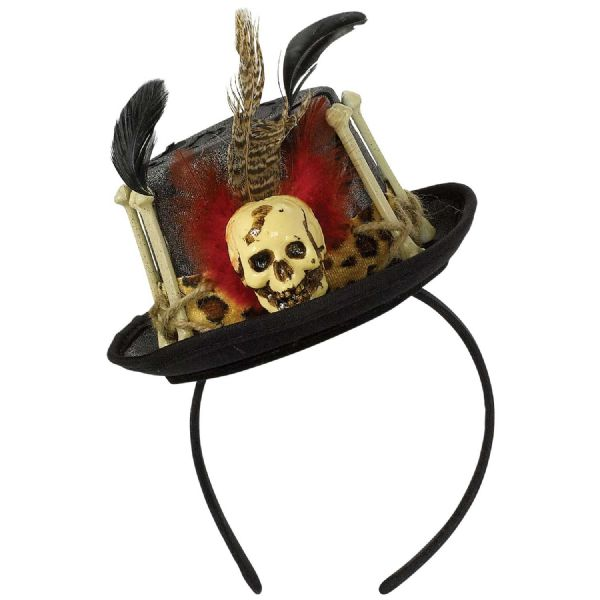 Witch Doctor Hat Headbands
